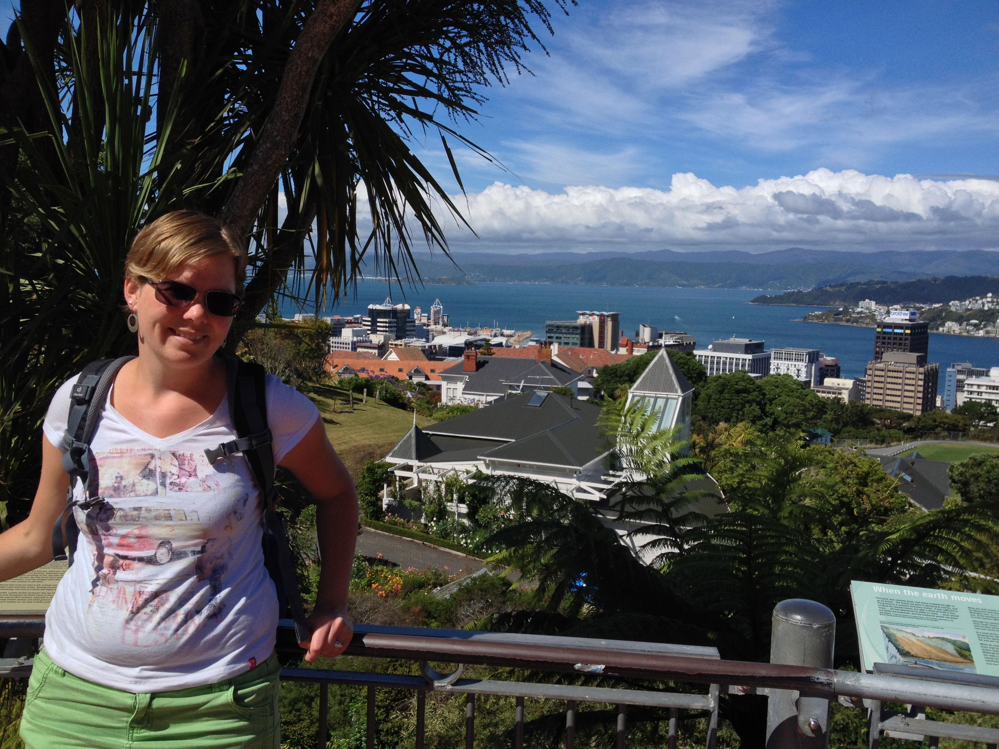 Marcella in Wellington