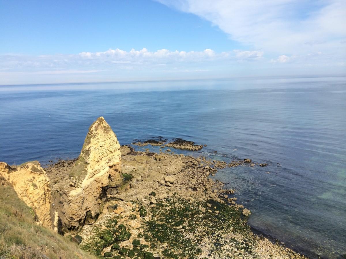 Point du Hoc, Normandy