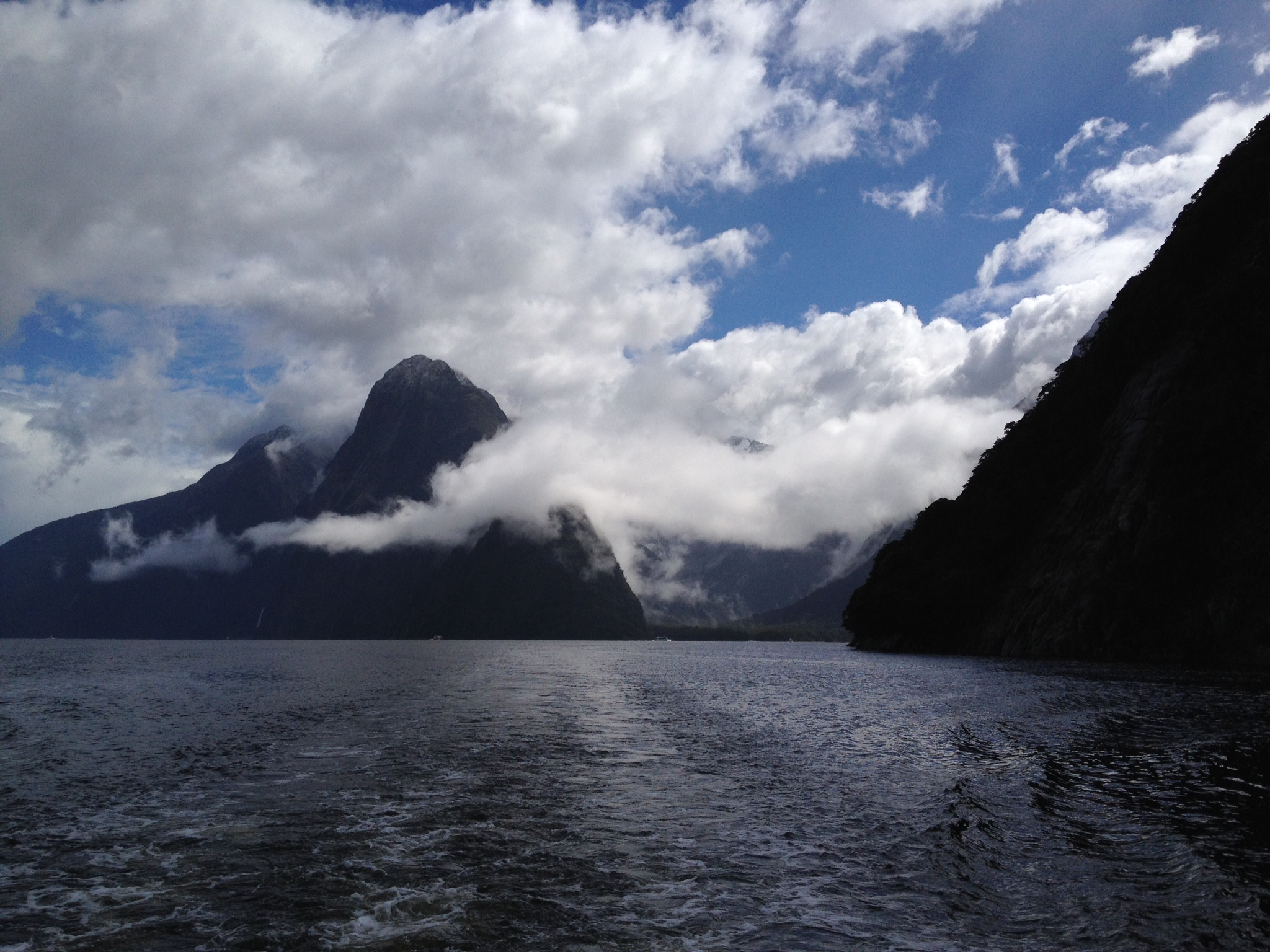 Milford Sound, New Zealand