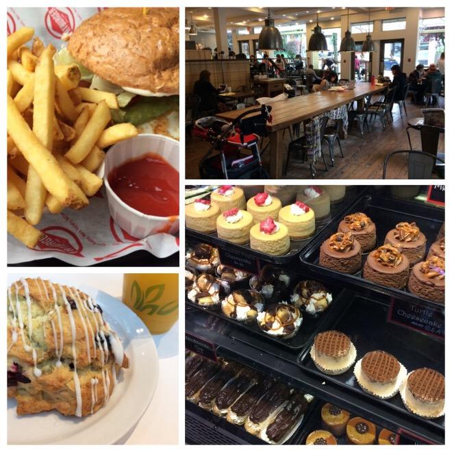 Eten en drinken, Vancouver
