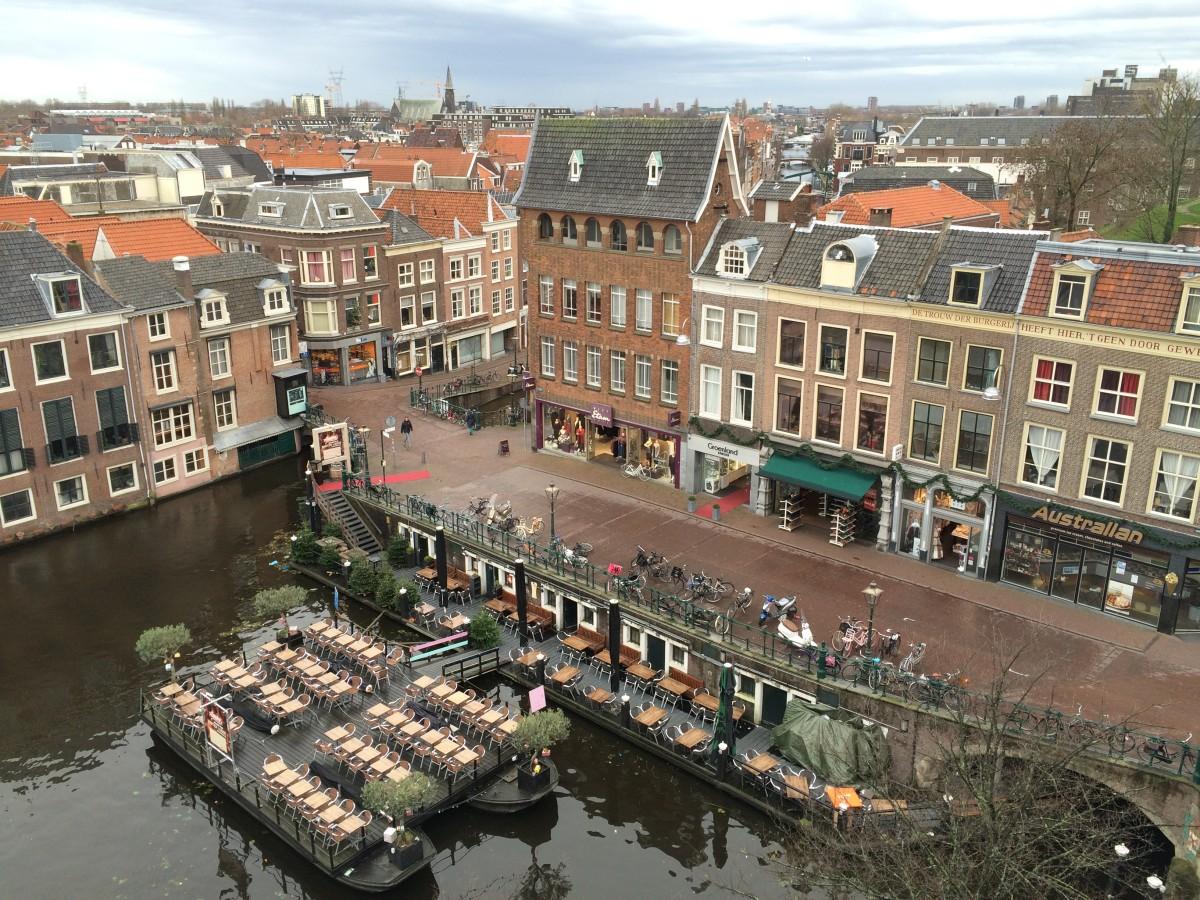 City Guide Leiden