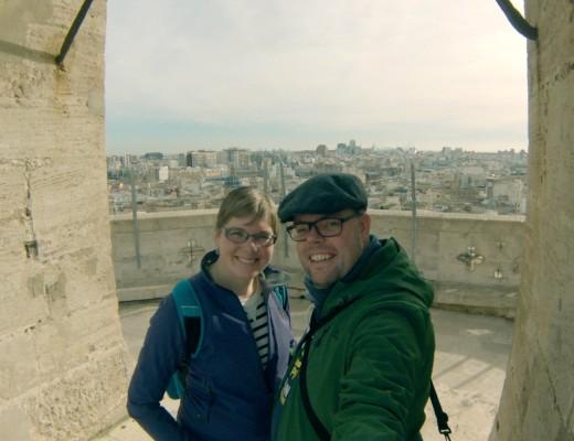 Jan en Marcella Valencia