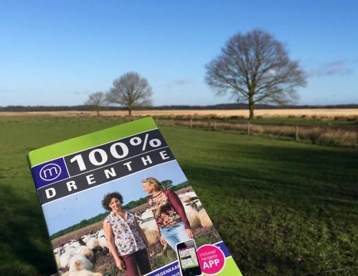 De 100% Drenthe gids