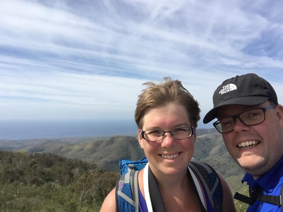 Jan en Marcella, Topes de Collantes, Cuba