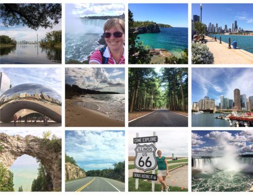 Instagram pareltjes Amerika en Canada