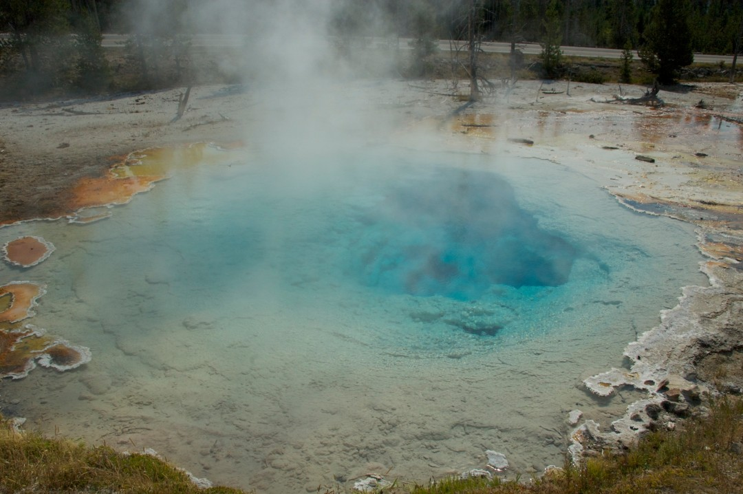 Yellowstone National Park, America