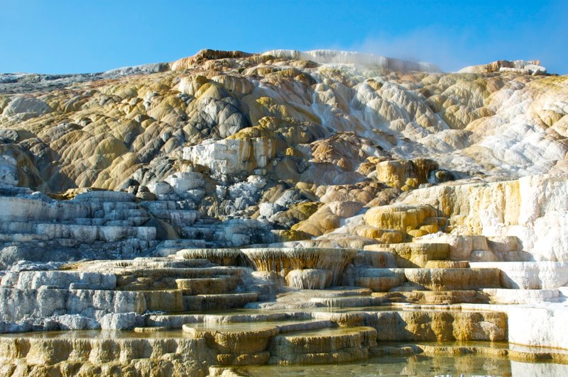 Mammoth Springs, Yellowstone