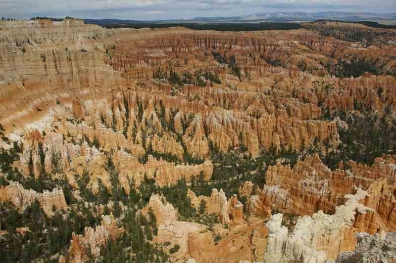 Bryce Canyon National Park in Amerika