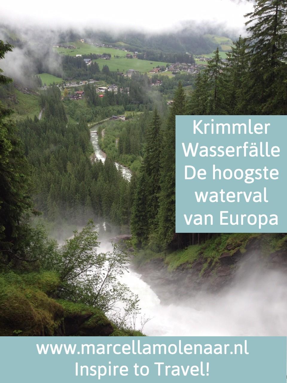 Krimmler Wasserfalle Austria