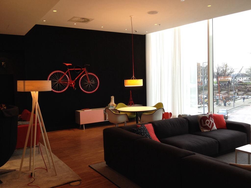 Hotspot citizenm in rotterdam for Design hotel zeeland