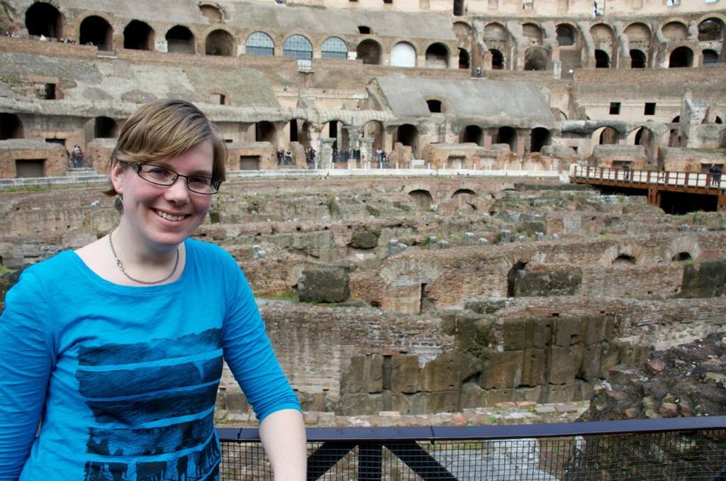 Marcella in Rome, Italie
