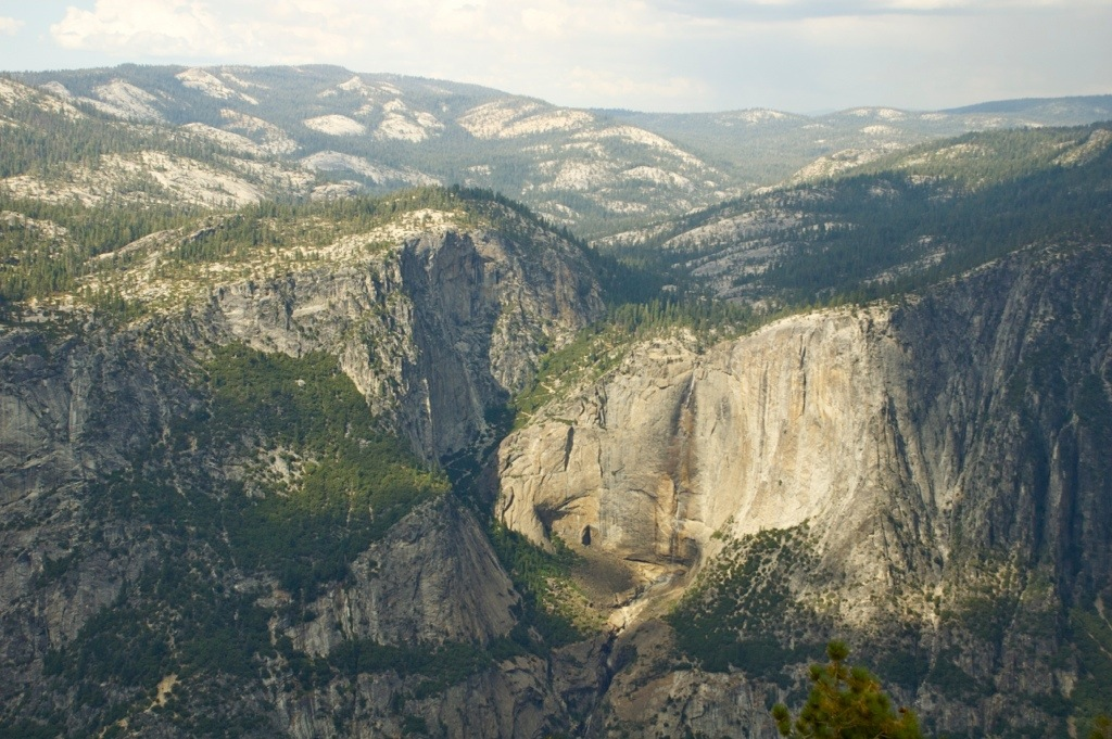 Yosemite in Amerika