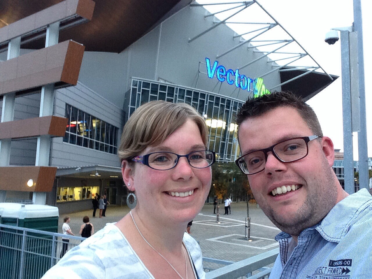 Vector Arena, New Zealand