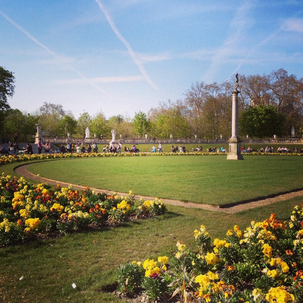 Jardin du Luxembourg, Parijs