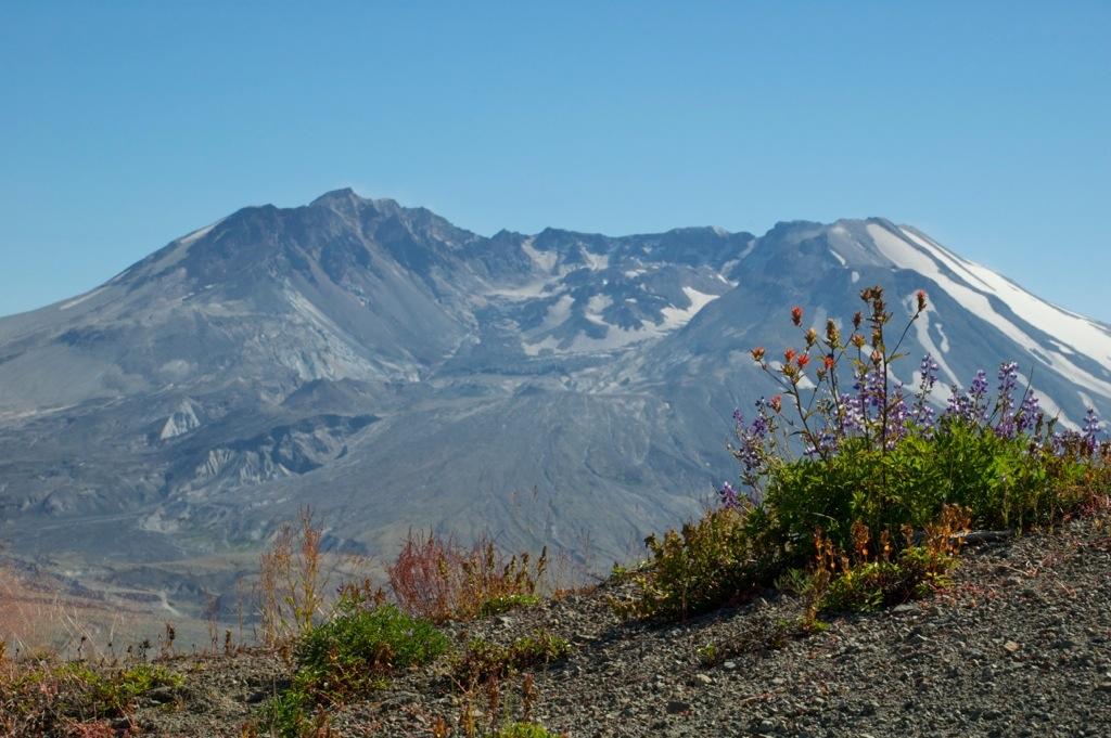Mount Saint Helens, America