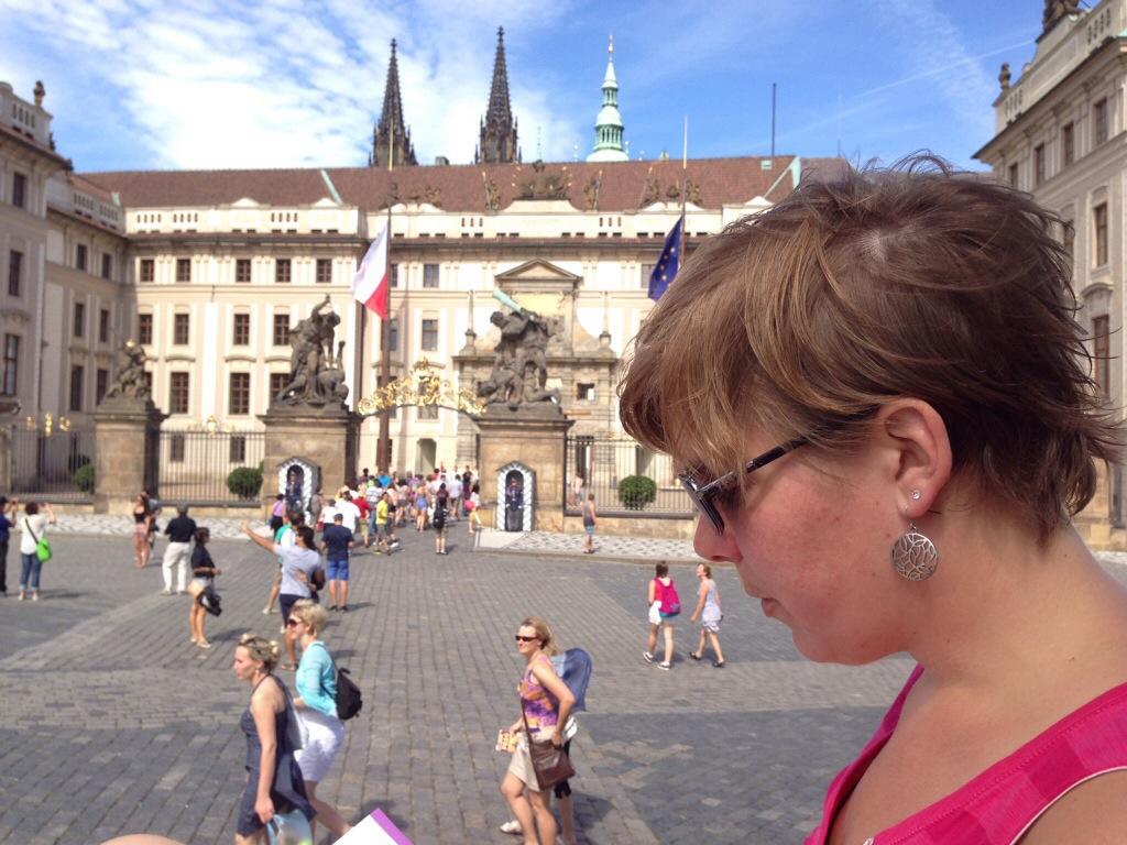 Marcella in Praag, Tsjechië