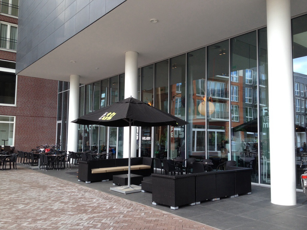 Restaurant Thûs in Leeuwarden