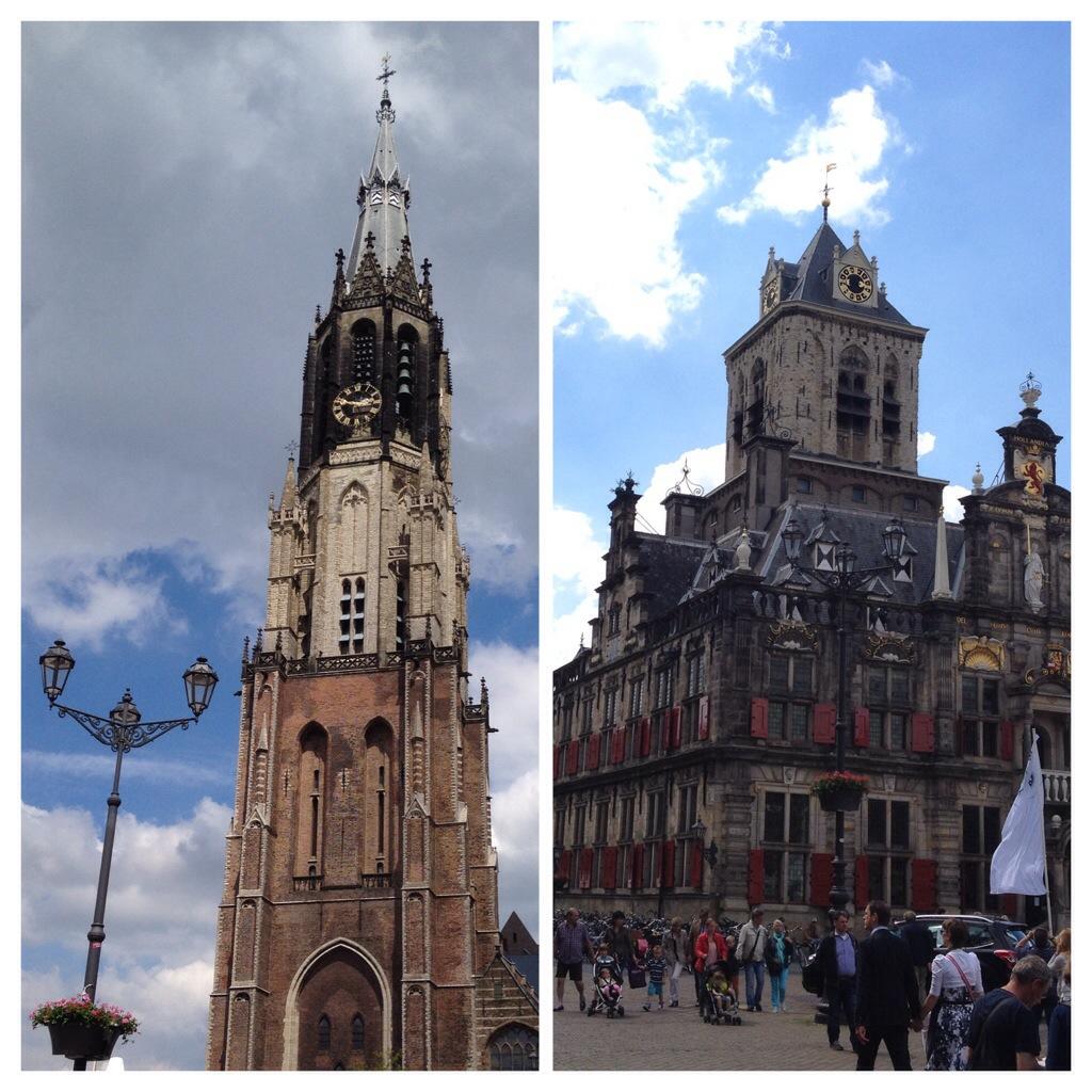 Fotoverslag Delft