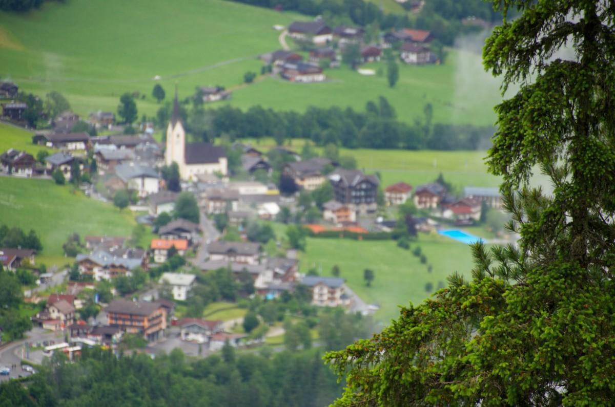 Krimml, Austria