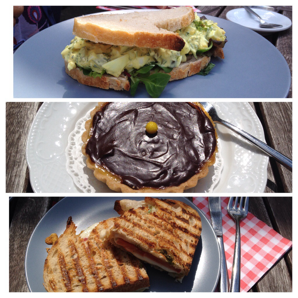 Eten bij Cocomiesje, Amersfoort