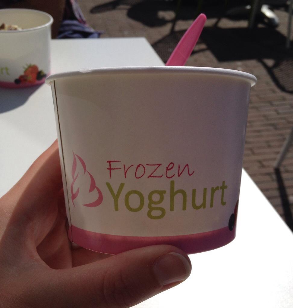 Nomy's frozen yoghurt, Amersfoort