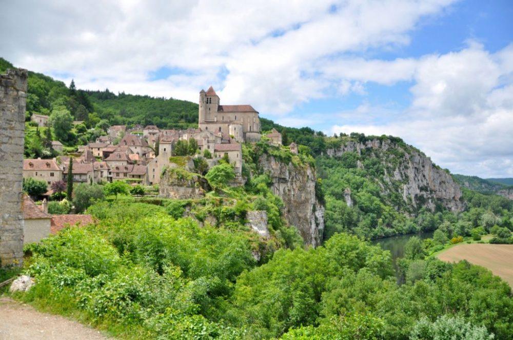 Saint-Cirq-Lapopie-Explorista