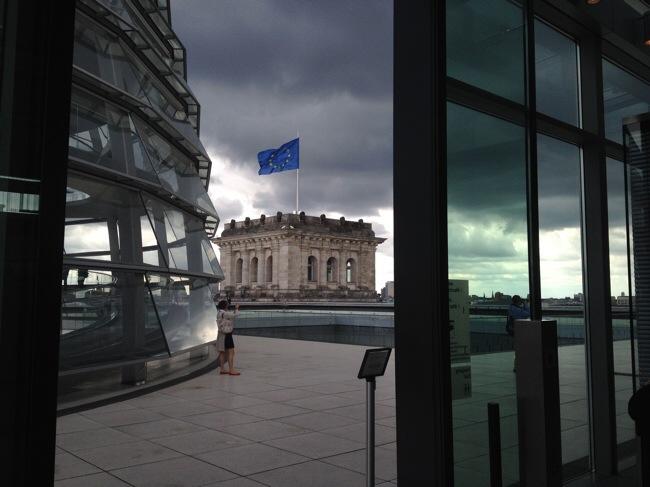 Reichstag in Berlijn