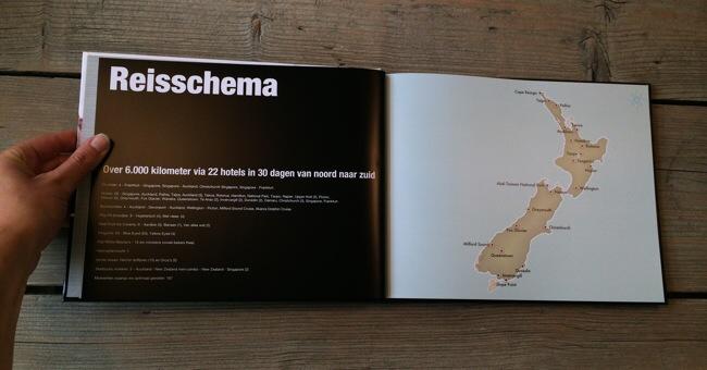 Fotoboek Nieuw-Zeeland