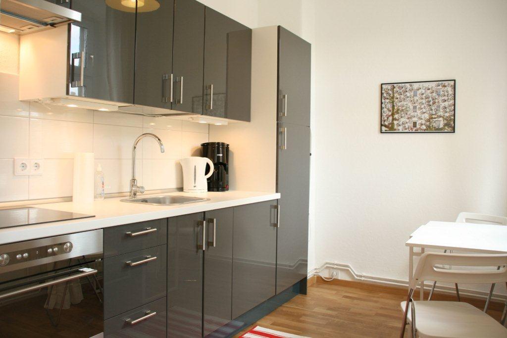 Keuken B! Apartments in Berlijn