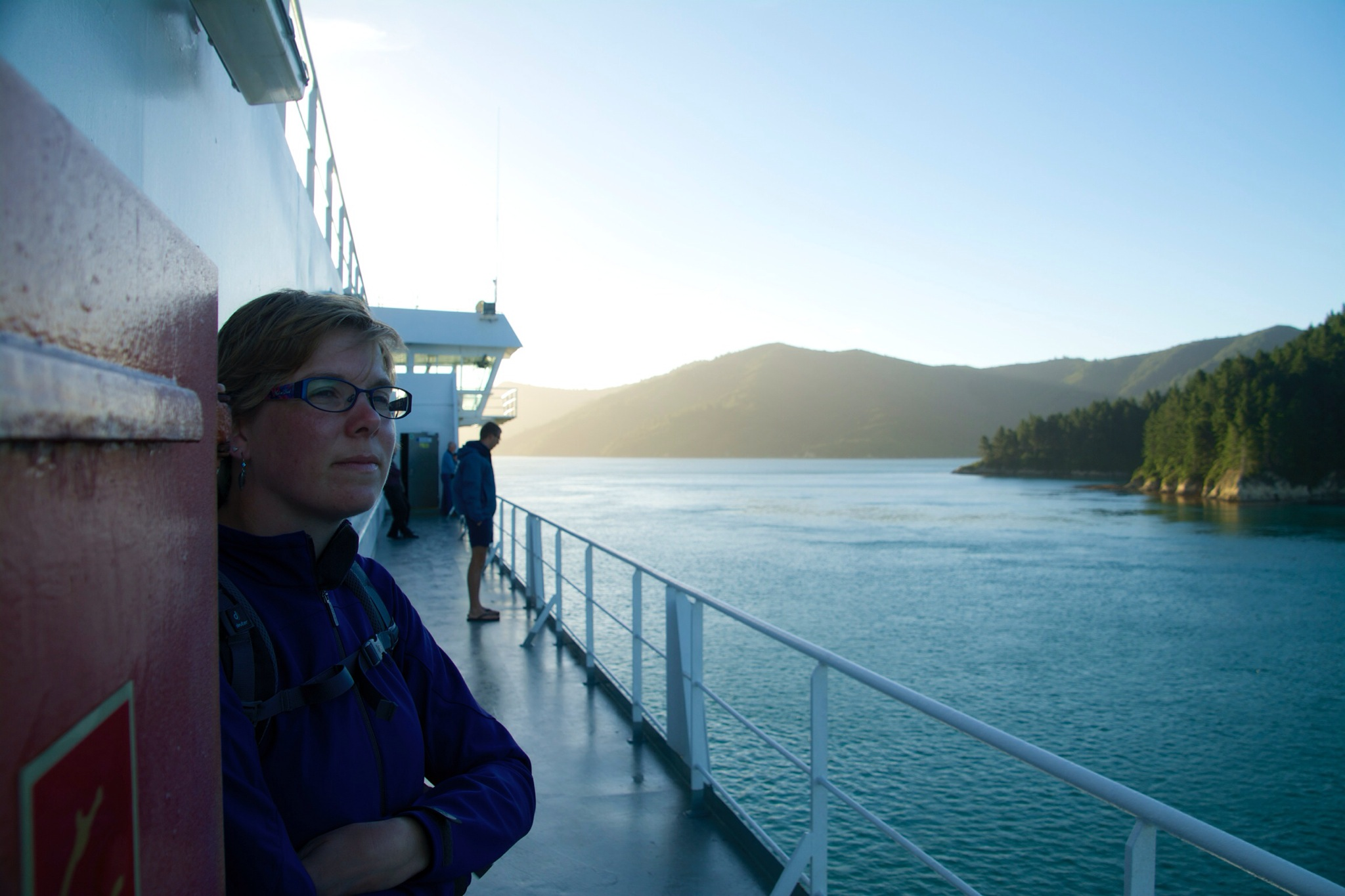 The Cook Strait Crossing
