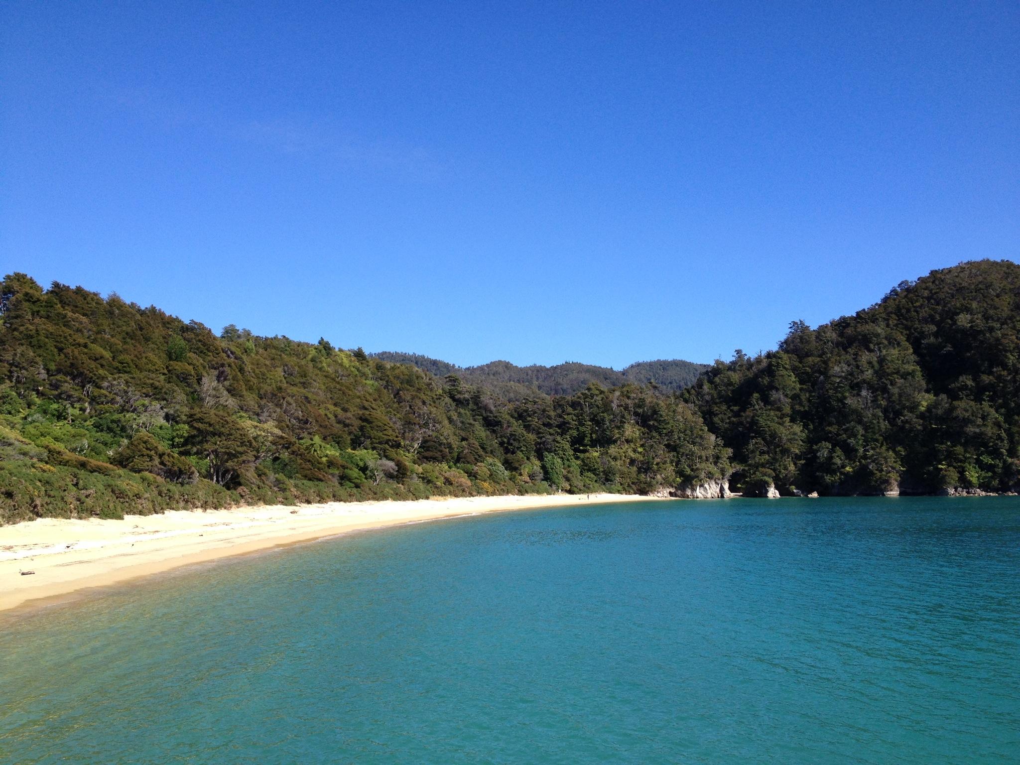 Abel Tasman National Park, Nieuw-Zeeland