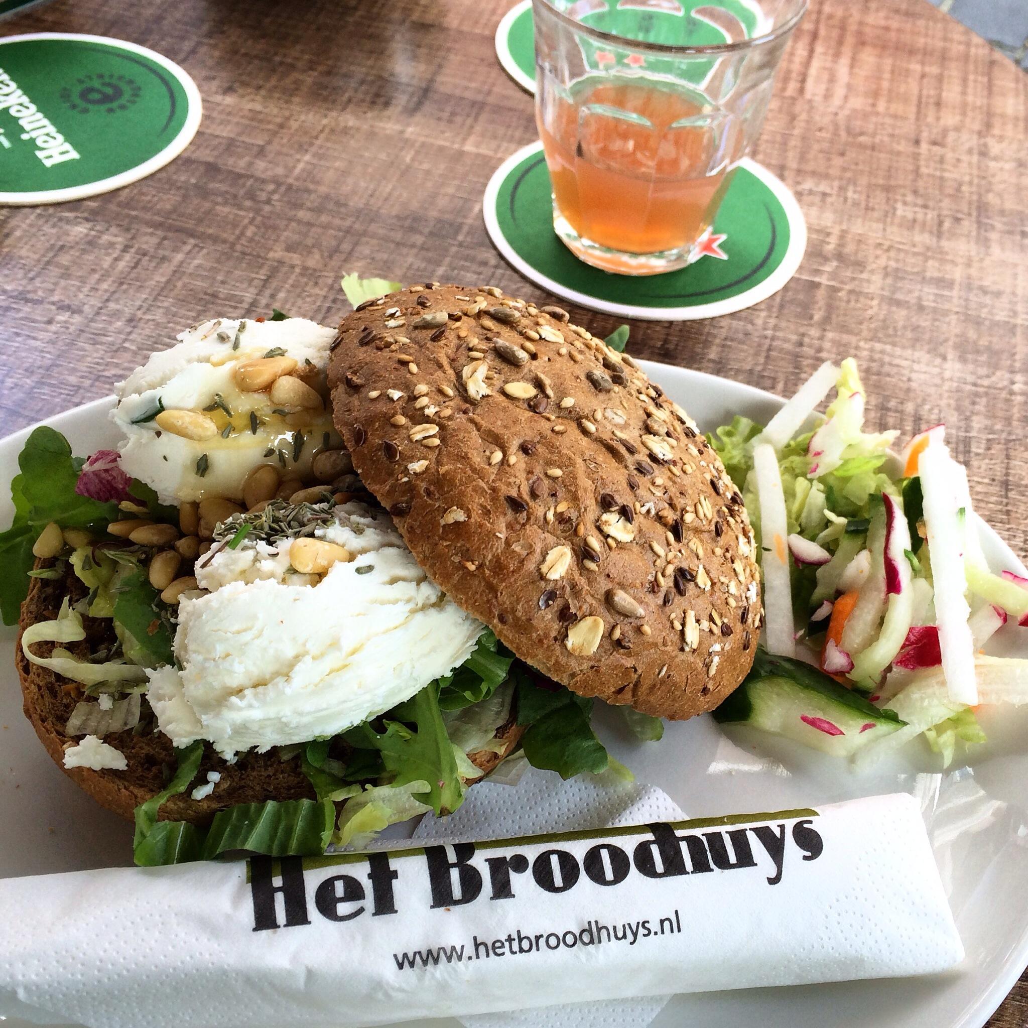Het Broodhuys in Leeuwarden