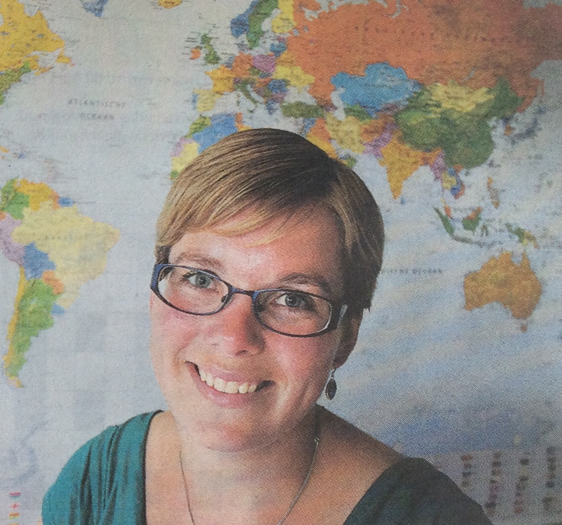 Blogger Marcella Molenaar Friesch Dagblad 15aug2014