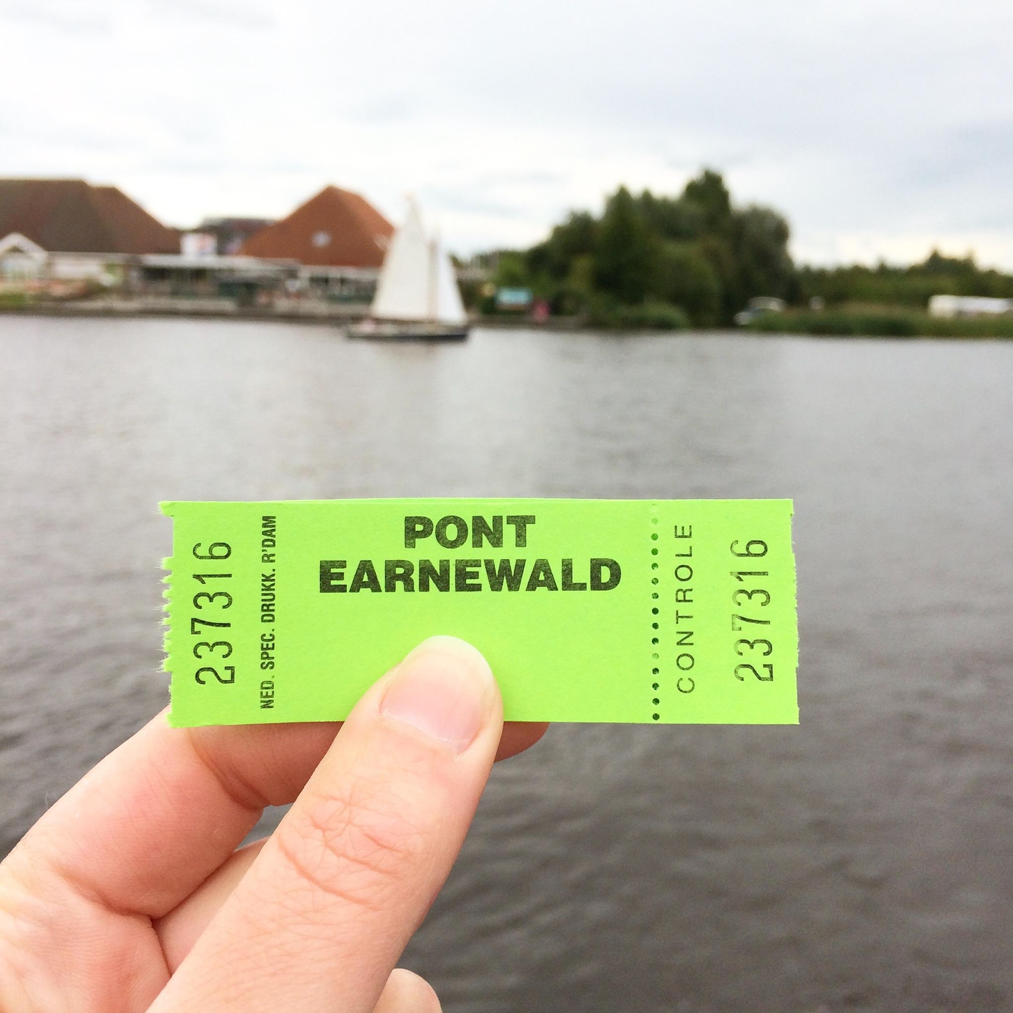 Pond Eernwoude