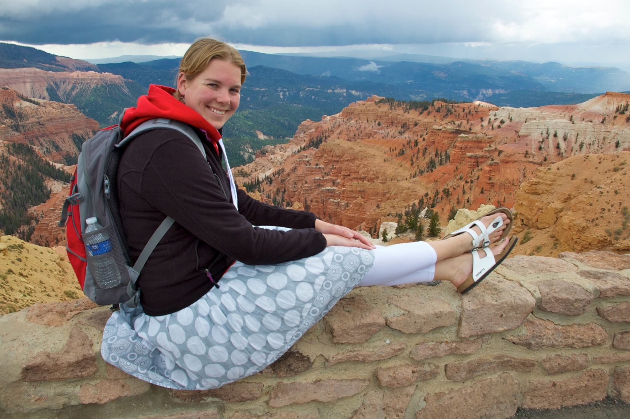 Marcella, Cedar Breaks