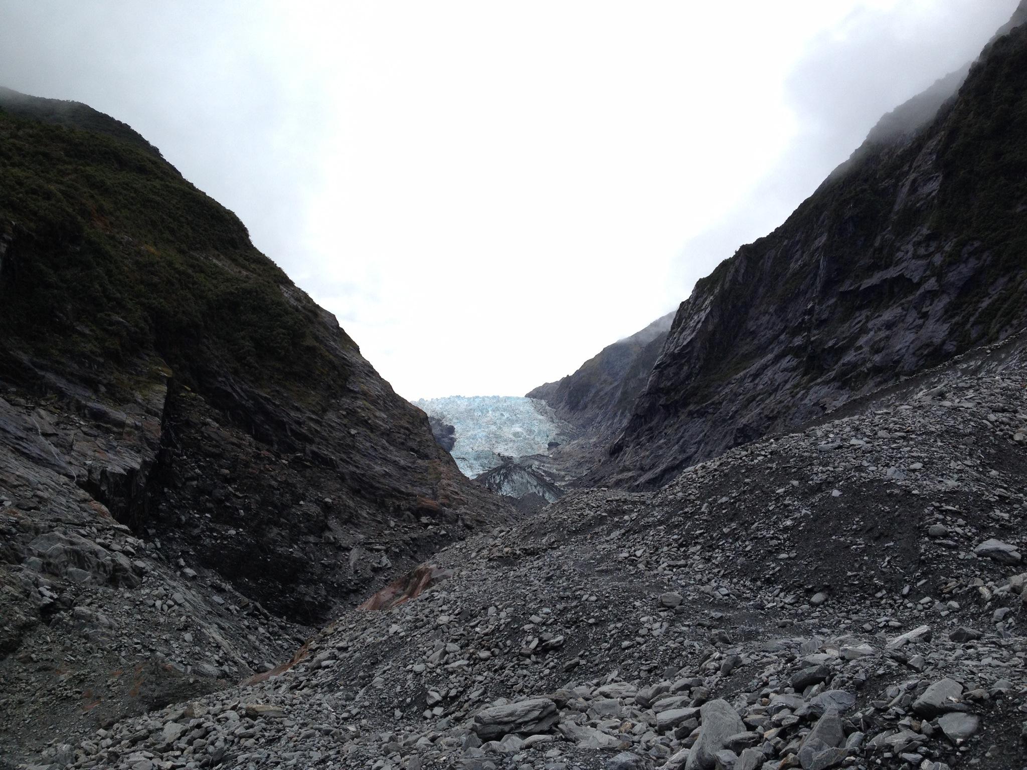 Franz Josef Glacier, New Zeland
