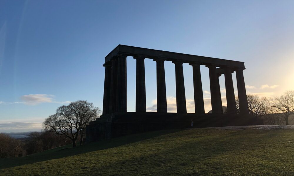 Akropolis Edinburgh Scotland