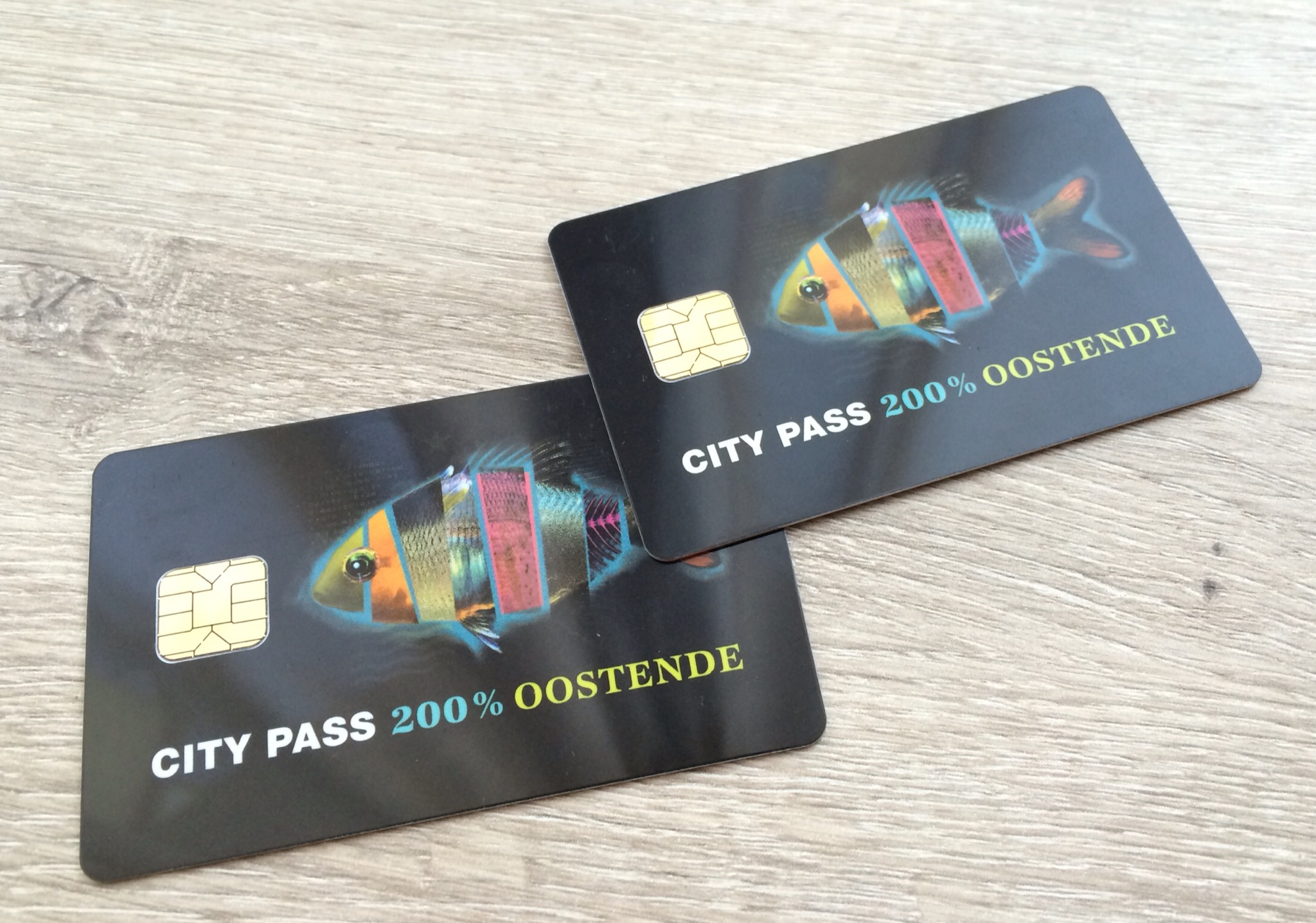City pass 200% Oostende