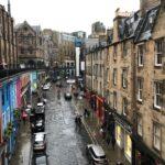 Victoria Street Edinburgh Scotland