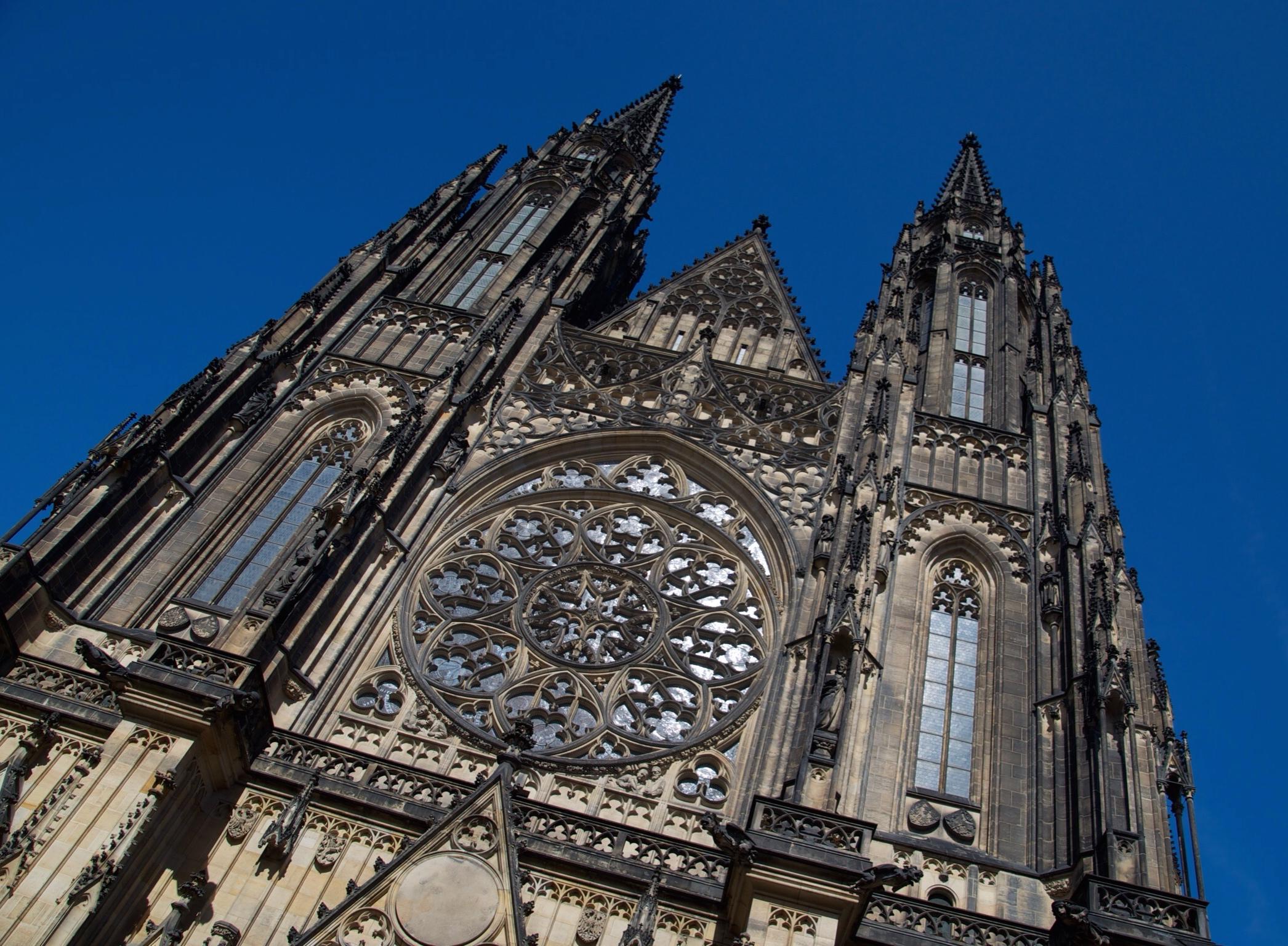 St.-Vitus Kathedraal Praag