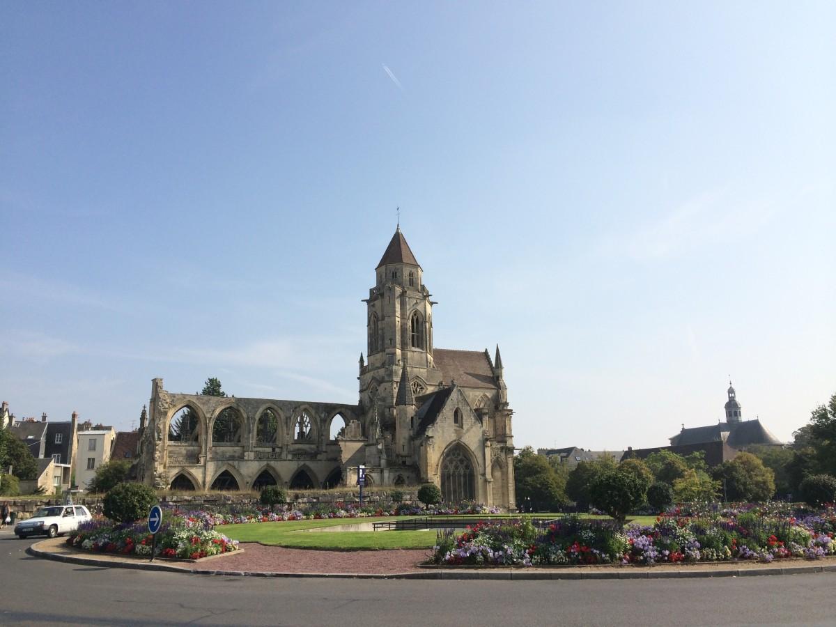 Caen, Normandie