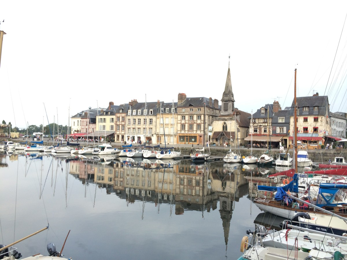 Honfleur, Normandië