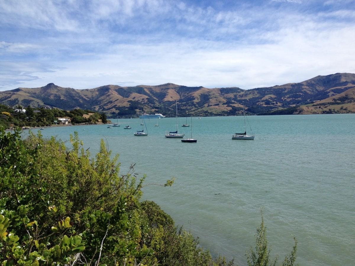 Banks Pensinula, New Zealand
