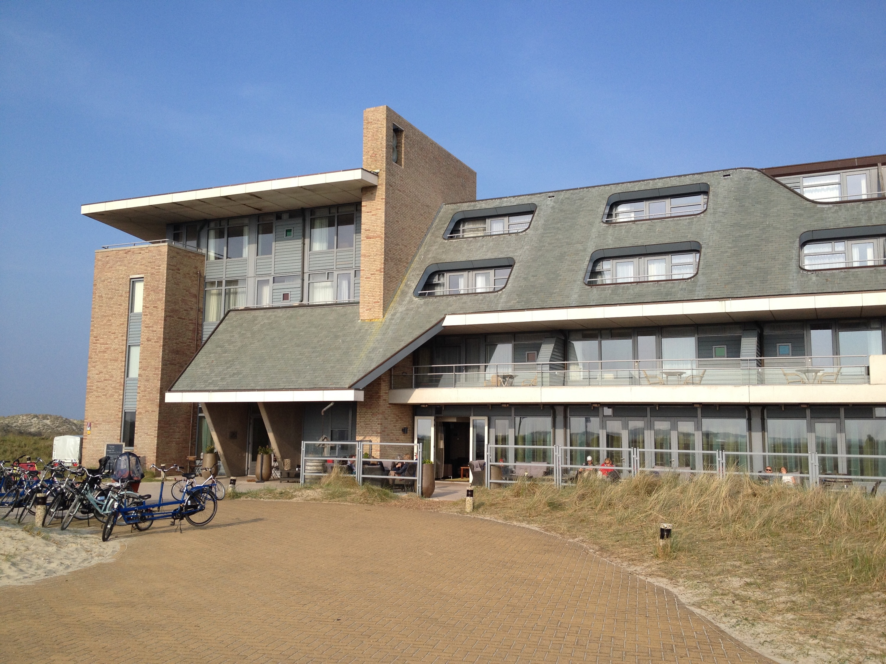 Hotel Paal 8, Terschelling