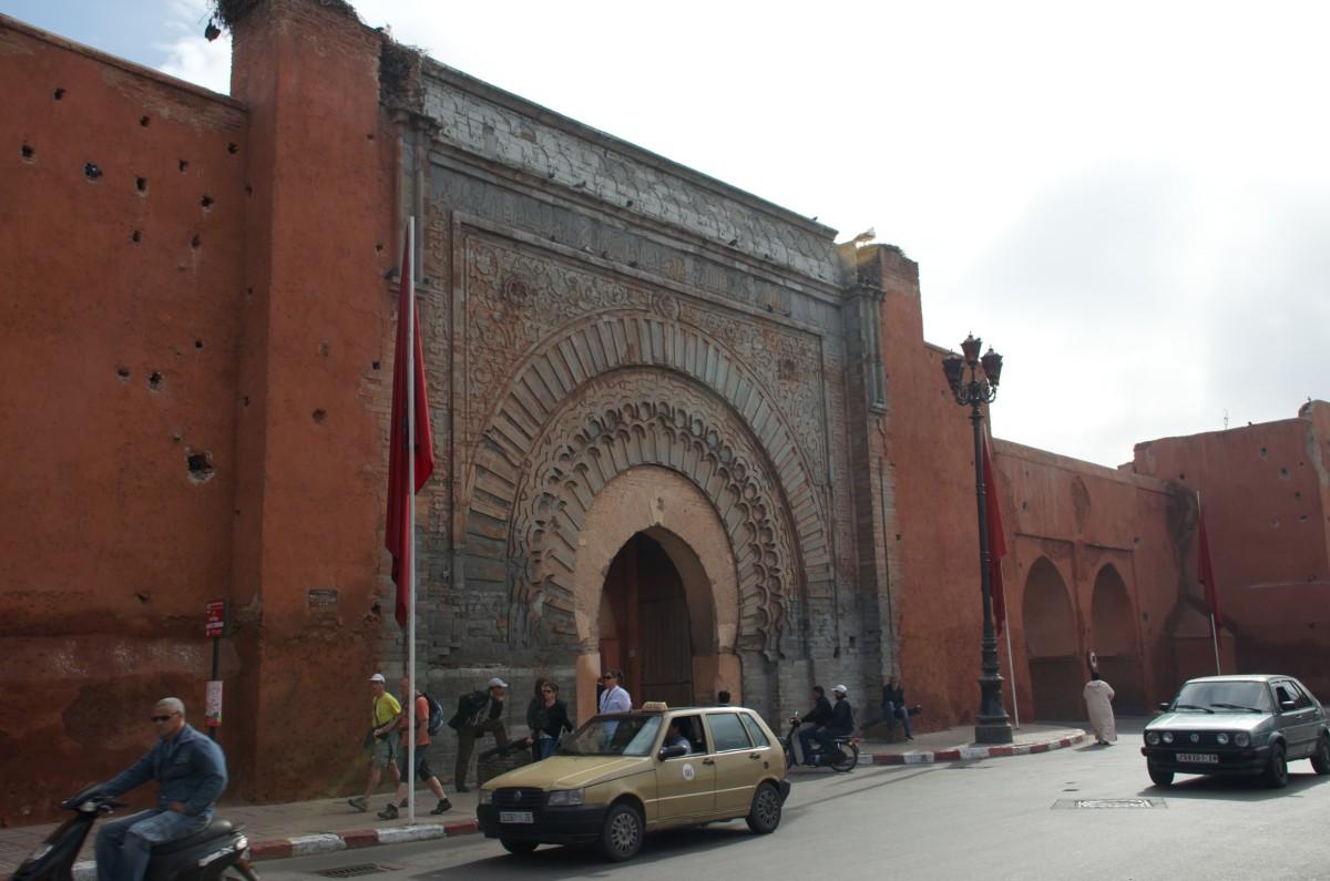 Bab Agnauo, Marrakech