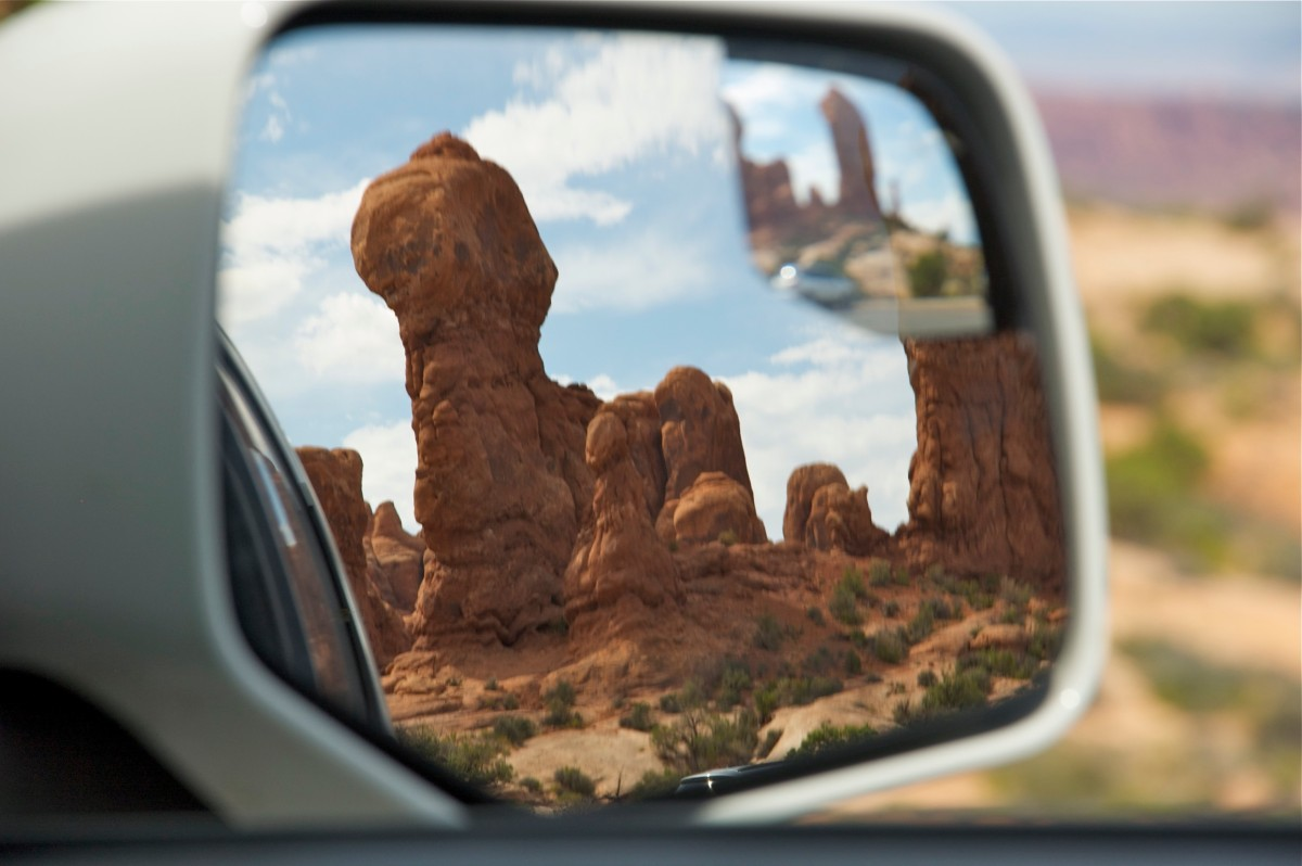 Arches National Park in Amerika