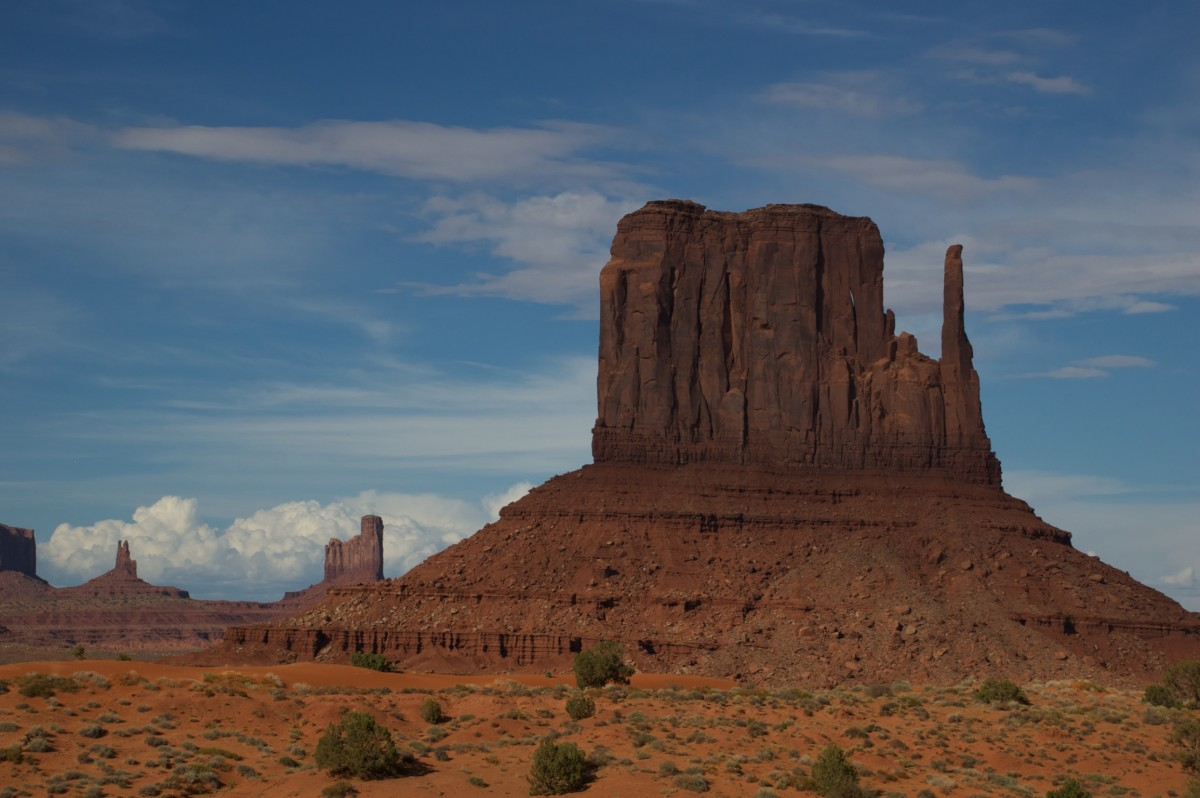 Monument Valley, America
