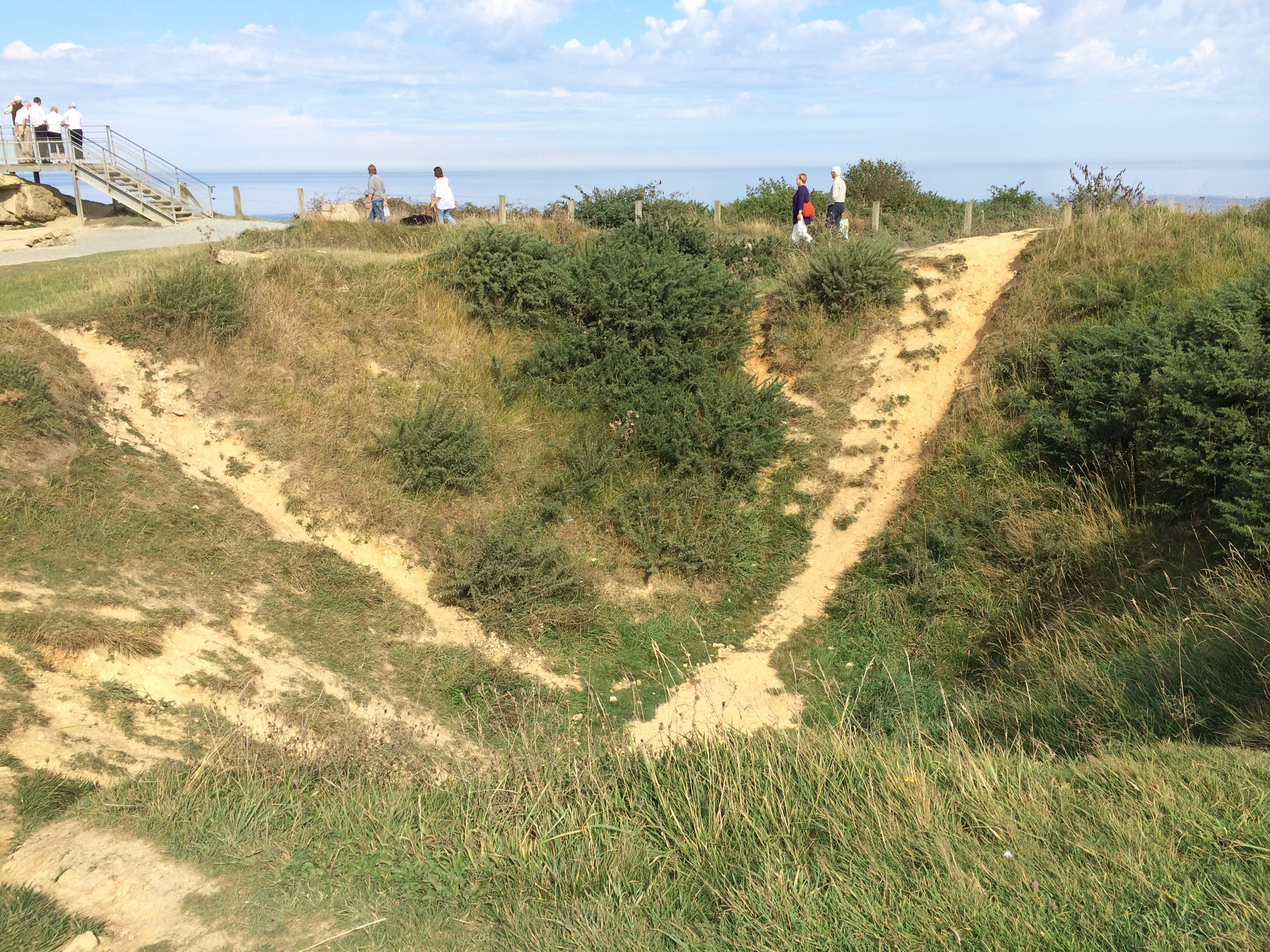 Point du Hoc, Normandie