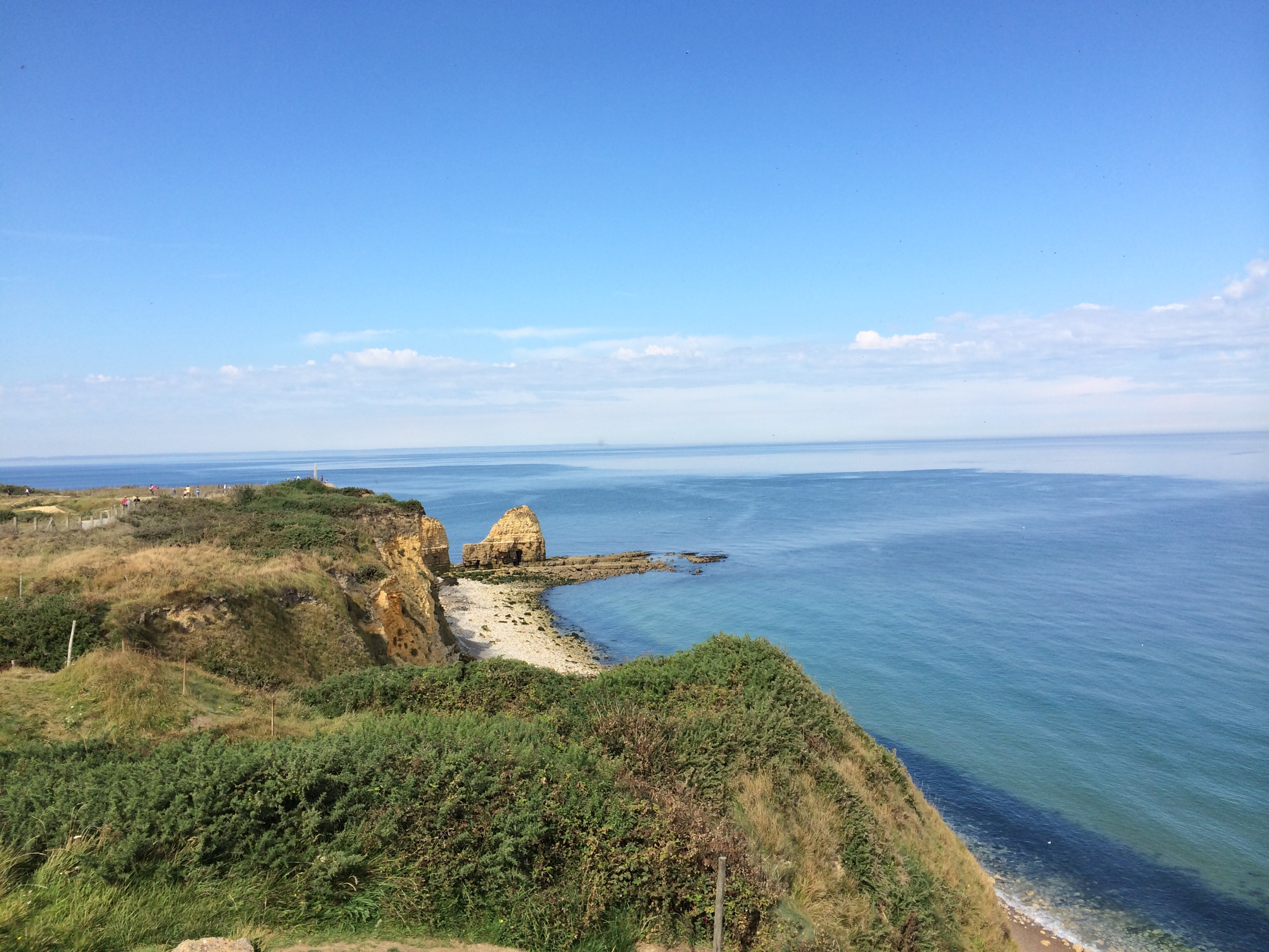Pointe du Hoc, Normandië