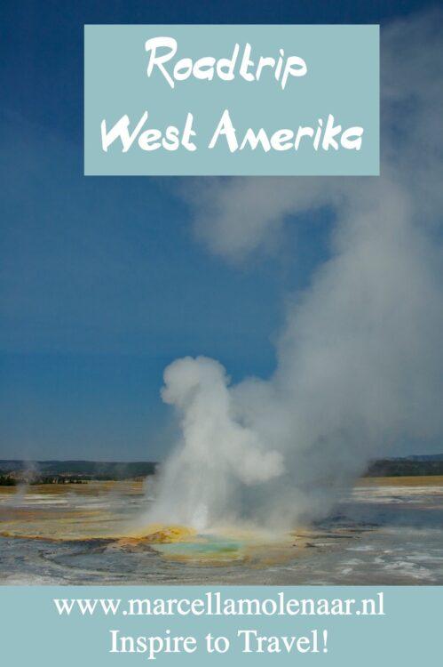Roadtrip West America